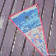 Banderines de colección: BANDERIN CAMPELLES CAMPELLAS RIPOLLES SARDANES. Lote 170899660