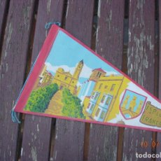 Banderines de colección: BANDERIN L'ESPLUGA DE FRANCOLI CONCA DE BARBERA TARRAGONA. Lote 170900130