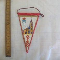 Banderines de colección: ANTIGUO BANDERÍN DE OVIEDO, AÑOS 60-70. Lote 170937030
