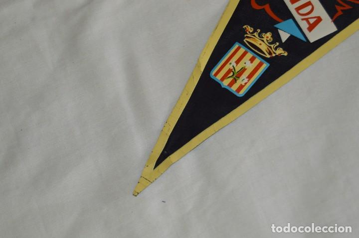 Banderines de colección: Vintage - LOTE 2 BANDERINES - LÉRIDA - FUENTE LUMINOSA / SEO ANTIGUA - AÑOS 60 - HAZ OFERTA! - Foto 5 - 171026630