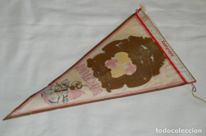 Banderines de colección: Vintage - LOTE 2 BANDERINES - BARCELONA / MONTSERRAT - PRECIOSOS - AÑOS 60 - HAZ OFERTA! - Foto 5 - 171026797