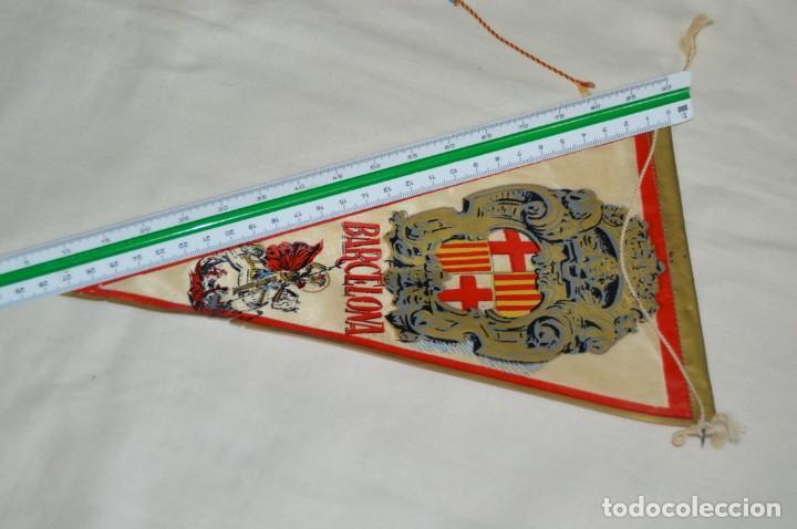 Banderines de colección: Vintage - LOTE 2 BANDERINES - BARCELONA / MONTSERRAT - PRECIOSOS - AÑOS 60 - HAZ OFERTA! - Foto 10 - 171026797