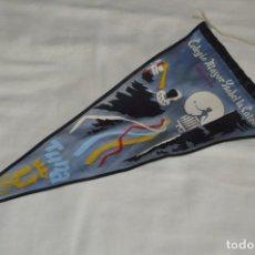 Banderines de colección: VINTAGE - BANDERÍN - TUNA COLEGIO MAYOR ISABEL LA CATÓLICA GRANADA - AÑOS 60 - HAZ OFERTA!. Lote 171026995
