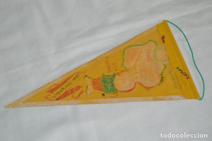 Banderines de colección: ANTIGUO BANDERÍN - TORREMOLINOS GASEOSA LA CASERA - VINTAGE - AÑOS 60 - HAZ OFERTA - Foto 5 - 171027565