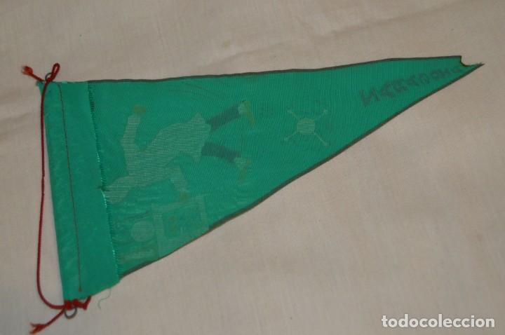 Banderines de colección: Vintage - ANTIGUO BANDERÍN - Ciencias Físicas / ZARAGOZA - AÑOS 60 - ¡Mira fotos y detalles! - Foto 2 - 171104220