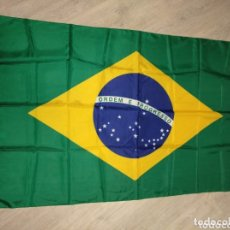 Banderines de colección: BANDERA DE BRASIL. Lote 172268297