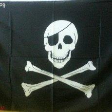 Banderines de colección: BANDERA PIRATA. Lote 172762318