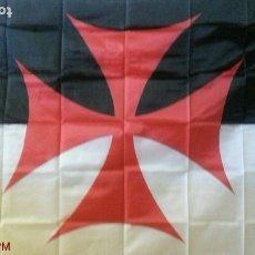 Banderines de colección: BANDERA TEMPLARIO. Lote 172854134