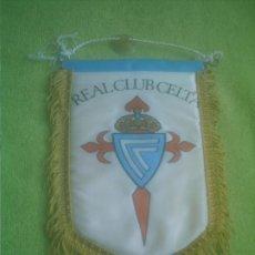 Banderines de colección: BANDERIN CELTA DE VIGO CON VENTOSA . Lote 175464095