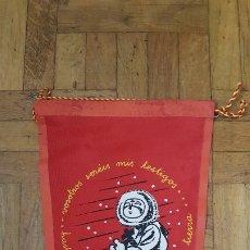 Banderines de colección: BANDERÍN DIA DEL SEMINARIO AÑOS 60. Lote 175951577