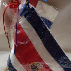 Banderines de colección: BANDERÍN DE COSTA RICA BORDADO. Lote 176446273