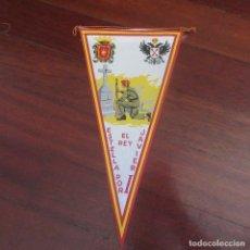 Banderines de colección: ANTIGUO BANDERIN FRANQUISTA CARLISTA REQUETE. Lote 178777246