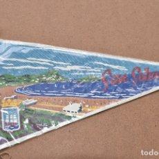Banderines de colección: BANDERIN DE SAN SEBASTIAN. Lote 179546072