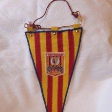 Banderines de colección: ANTIGUO BANDERÍN MONTSERRAT. Lote 180486717