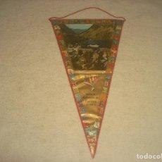Banderines de colección: BANDERIN RECUERDO DEL BALNEARIO DE PANTICOSA. PLASTIFICADO.. Lote 183469306