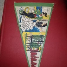 Banderines de colección: MALAGA.. Lote 185737901