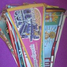 Bandierine di collezione: LOTE 23 BANDERINES PUBLICIDAD TURISMO Y OTROS VER FOTOS ADICIONALES , ANTIGUOS. Lote 185888733