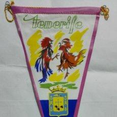 Banderines de colección: ANTIGUO BANDERIN, TENERIFE, MEDIDA 28 CM. Lote 185900078