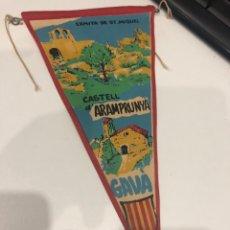 Banderines de colección: GAVÁ. Lote 186252610