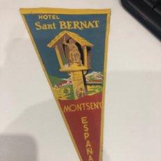 Banderines de colección: MONTSENY. Lote 186252922