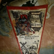 Banderines de colección: MESÓN DE D. QUIXOTE.. Lote 186253870