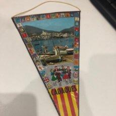 Banderines de colección: CADAQUES. Lote 186258730