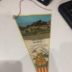 Banderines de colección: SANT MARTI DE BRULL. Lote 186259461