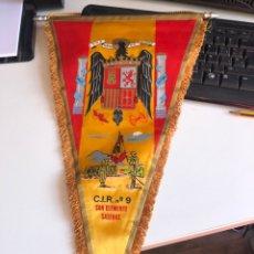 Bandierine di collezione: C I R 9 SAN CLEMENTE SASEBAS. Lote 186313836
