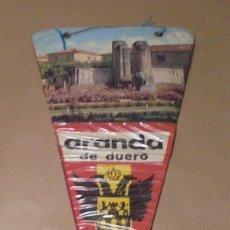 Banderines de colección: BANDERÍN ARANDA DE DUERO - 1968. Lote 191659181