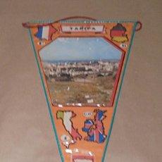 Banderines de colección: BANDERÍN TARIFA - 1968. Lote 191659231