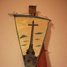 Banderines de colección: BANDERIN EL VALLE DE LOS CAIDOS. Lote 193035778