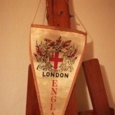 Banderines de colección: BANDERIN LONDON. Lote 193036546