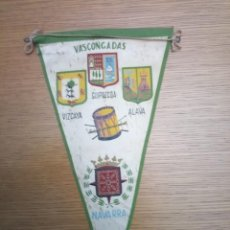 Fanions de collection: BANDERÍN EUSKADI PAÍS VASCO. Lote 193273368