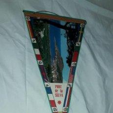 Banderines de colección: ANTIGUO BANDERÍN PORT DE LA SELVA. Lote 194171083