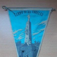 Bandierine di collezione: BANDERIN CERRO DE LOS ANGELES GETAFE MADRID. Lote 194631257