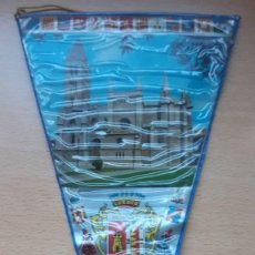 Banderines de colección: BANDERIN DE VALLADOLID . Lote 194631906