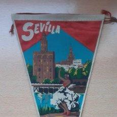 Banderines de colección: BANDERIN DE SEVILLA . Lote 194703177