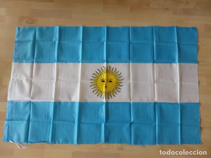 BANDERA ARGENTINA (Coleccionismo - Banderines)