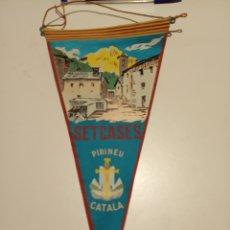 Banderines de colección: SET CASES. Lote 194963577