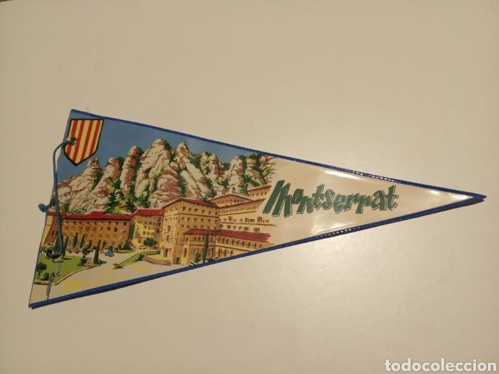 MONTSERRAT (Coleccionismo - Banderines)