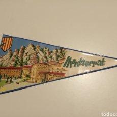 Banderines de colección: MONTSERRAT. Lote 194963943