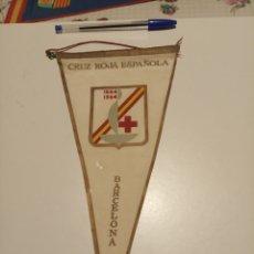 Banderines de colección: CRUZ ROJA ESPAÑOLA 1864-1964. Lote 194964267