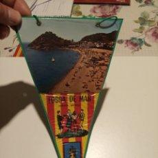 Banderines de colección: TOSSA DE MAR. Lote 194964402