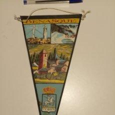 Banderines de colección: BENASQUE. Lote 194964896
