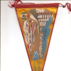 Banderines de colección: 1191. LAS PALMAS DE GRAN CANARIA. PLAYA DE LAS CANTERAS. Lote 195046777