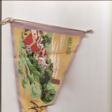 Banderines de colección: 1195. MALAGA. TORREMOLINOS. Lote 195047421