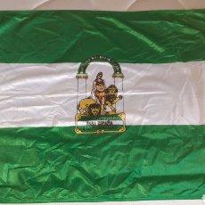 Banderines de colección: BANDERA DE ANDALUCÍA. Lote 195076850