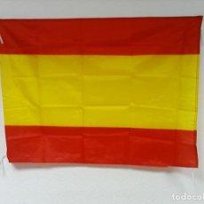 Banderines de colección: BANDERA ESPAÑA SIN ESCUDO PEQUEÑA. Lote 195292568