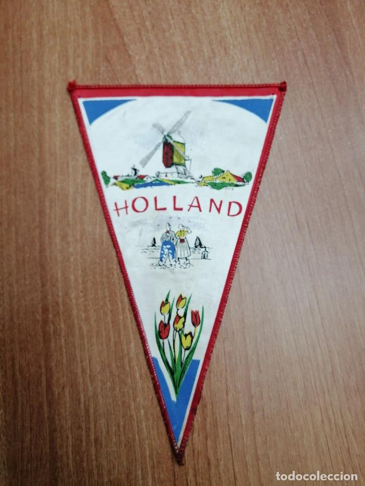 BANDERIN DE HOLLAND (Coleccionismo - Banderines)