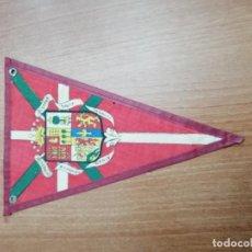 Banderines de colección: BANDERIN GUIPUZCUA - BIZCAYA -NAVARRA- ALAVA - . Lote 195304611